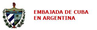 Embajada de Cuba en Argentina