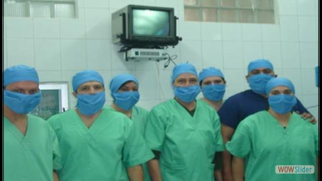 Los primeros médicos argentinos formandose en Potosí