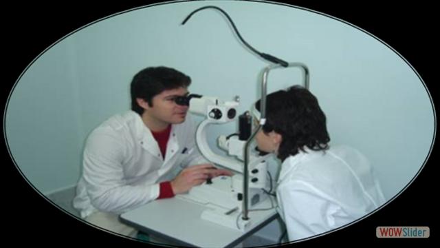 Dra. Karina Sanz y Dr. Luciano Bringas,dos de los fundadores de la misión en Bolivia.